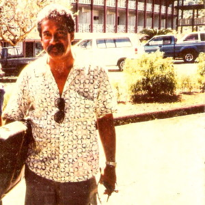 harry miller am samoa early'80s